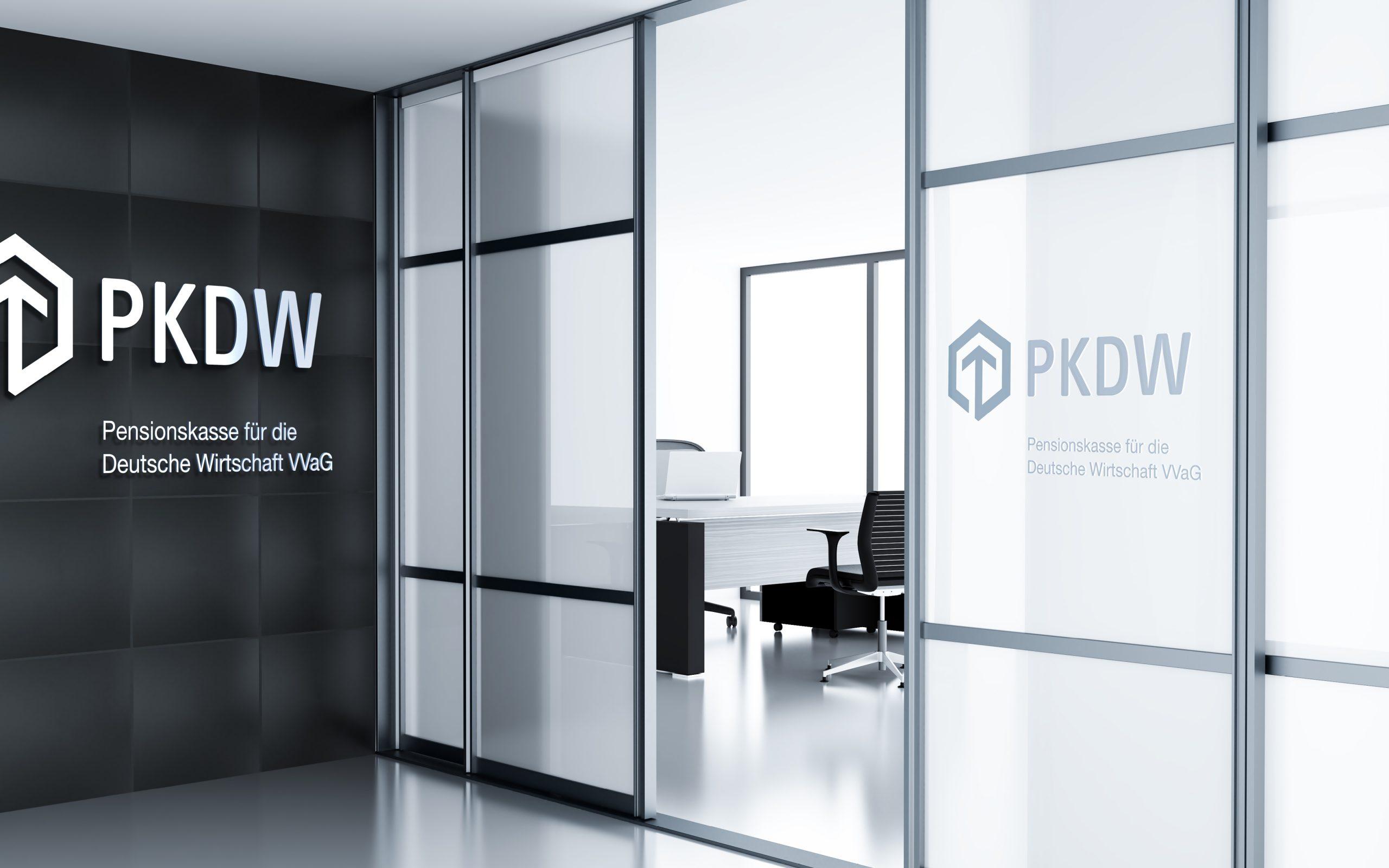 PKDW: Logo-Entwicklung von Bosbach, Key Visual