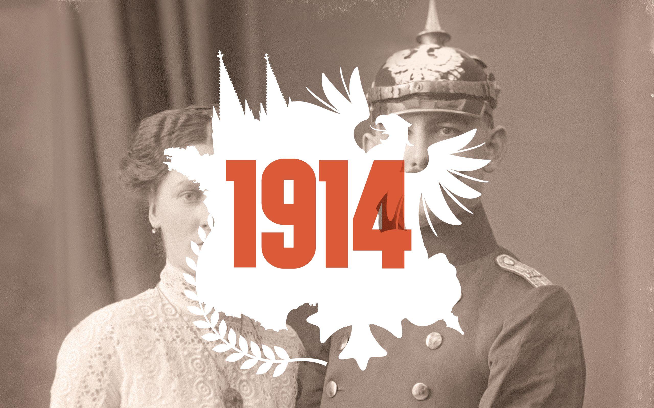 LVR Kulturprojekt 1914: Dachmarken-Konzept, Key Visual