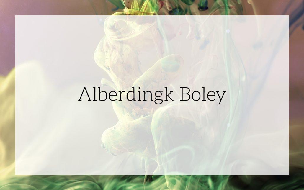 Alberdingk Boley: Coporate Design von Bosbach, Vorschaubild