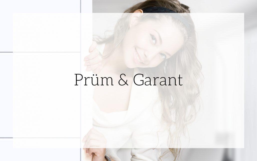 PRÜM und GARANT: Marken-Relaunch, Vorschaubild