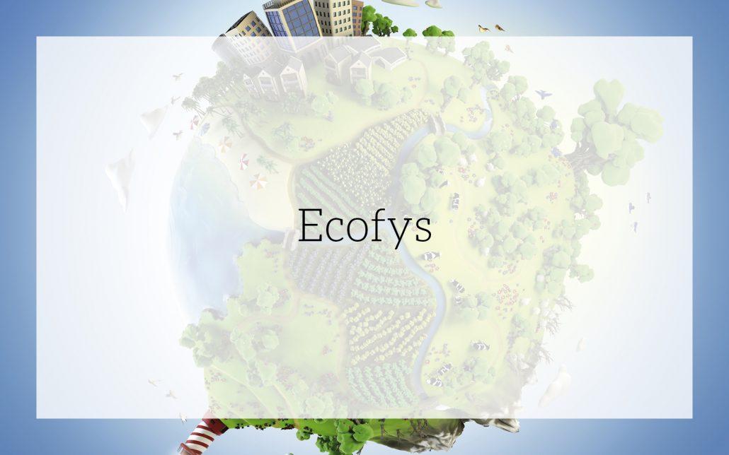 ECOFYS: Corporate Design-Enwicklung von Bosbach, Vorschaubild