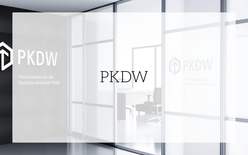 PKDW: Logo-Entwicklung von Bosbach, Vorschaubild