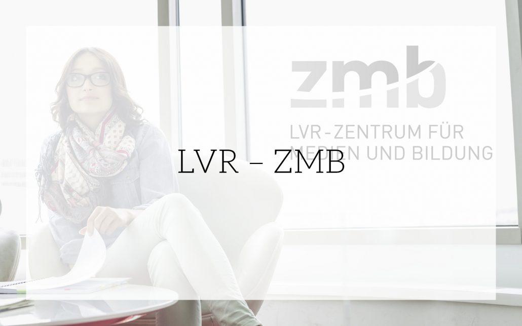 LVR ZMB: Corporate Design von Bosbach, Vorschaubild
