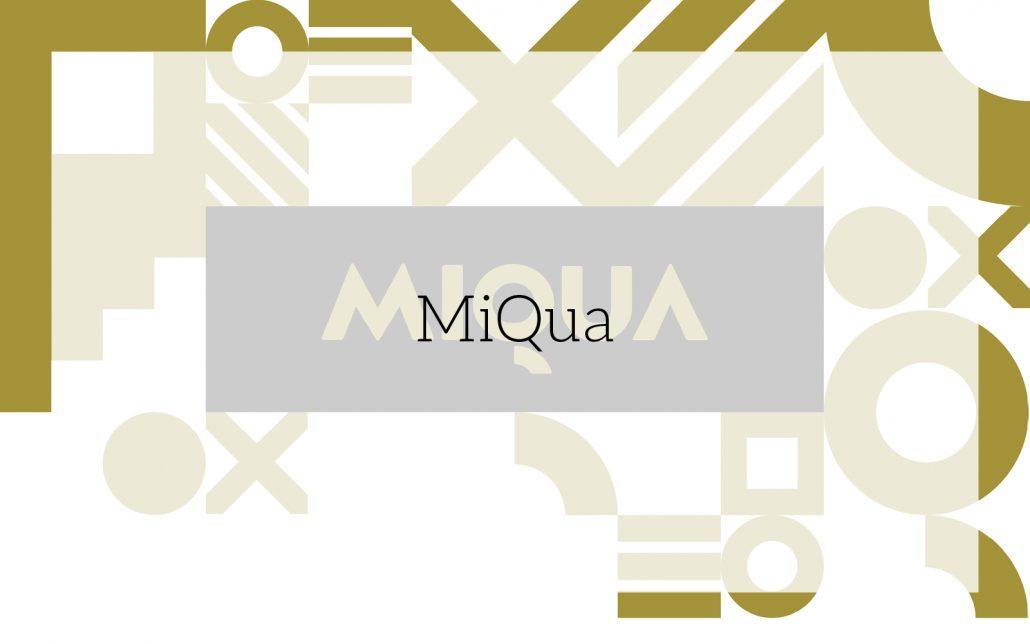 MiQua: Corporate Design-Entwicklung von Bosbach, Vorschaubild