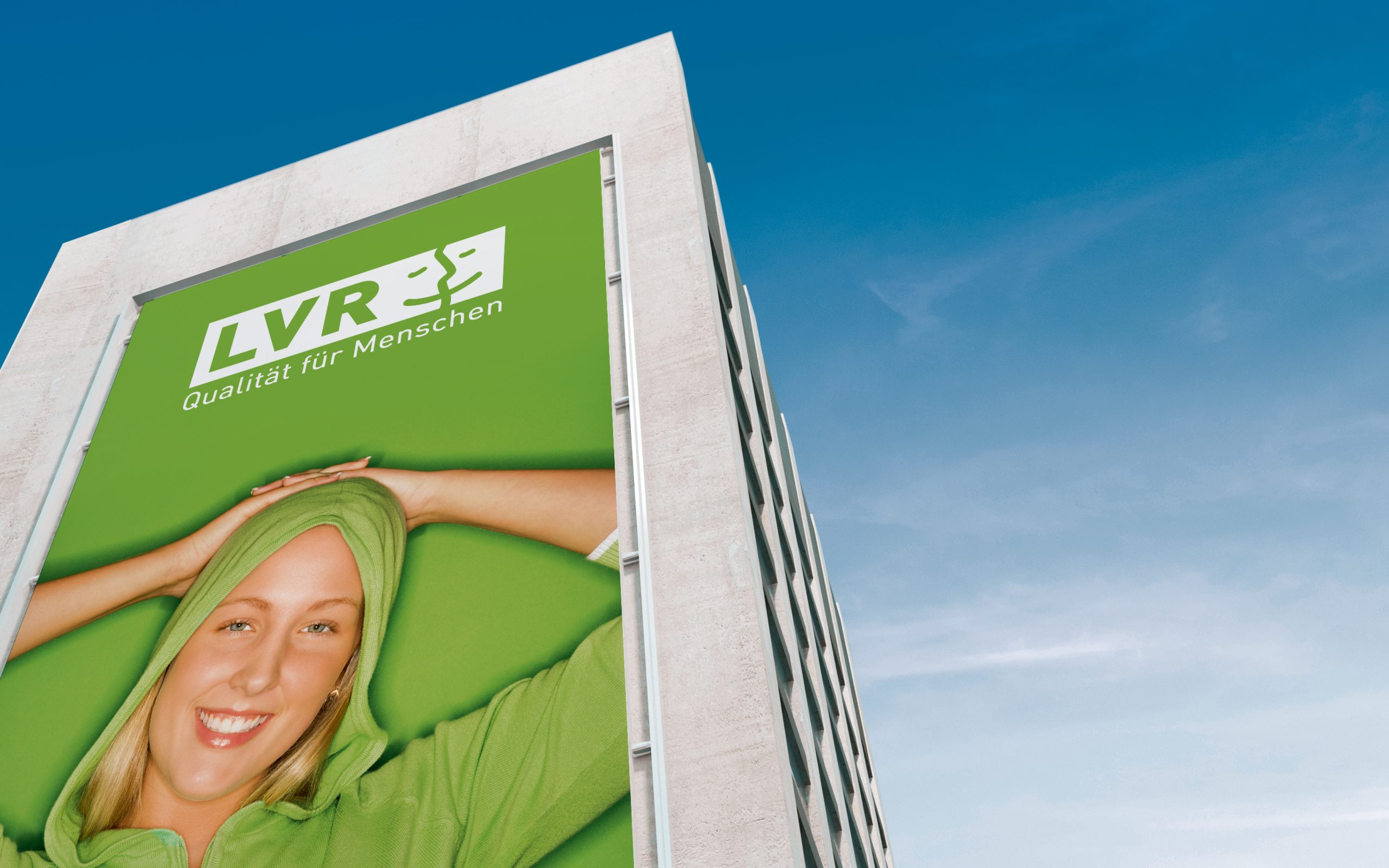 LVR: Corporate Design-Entwicklung von Bosbach, Key Visual