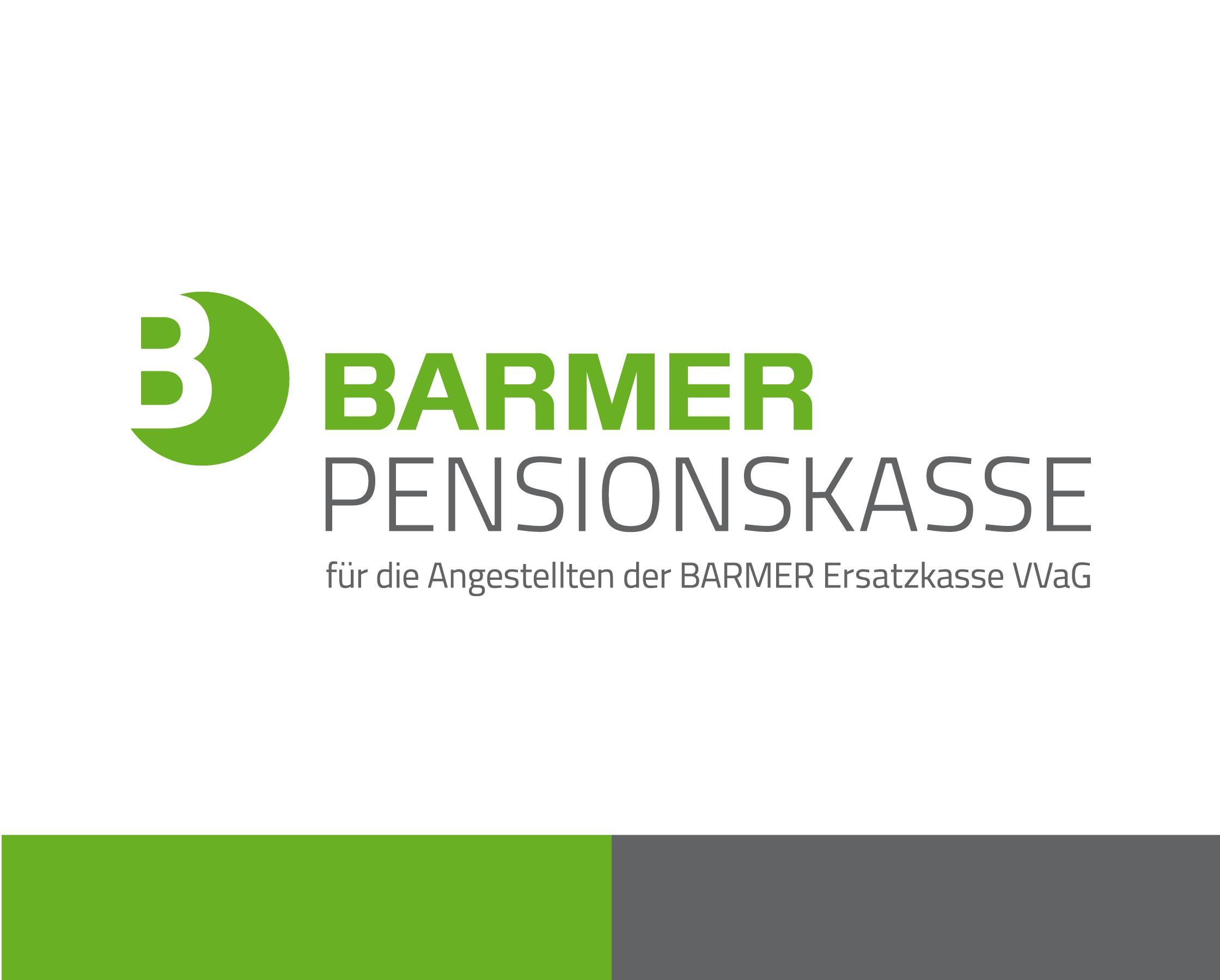 Barmer Pensionskasse: Logo-Entwicklung von Bosbach
