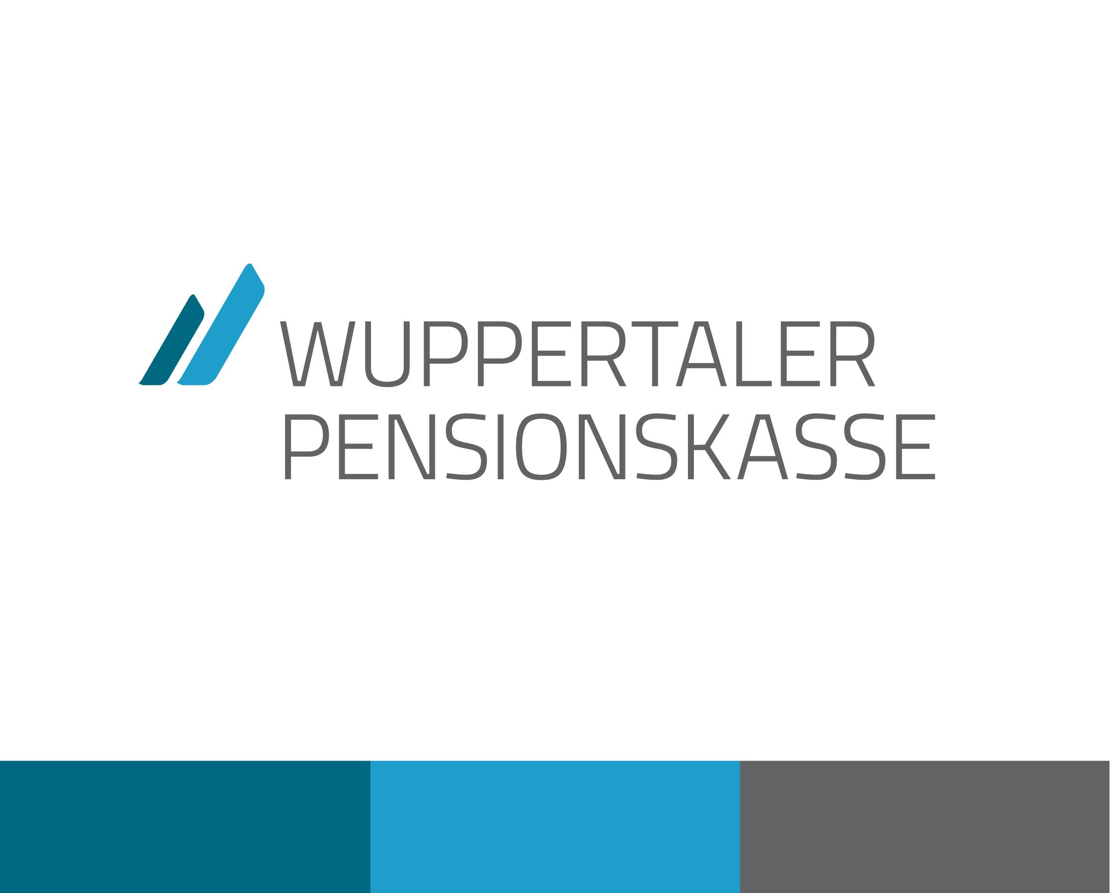 Wuppertaler Pensionskasse: Logo-Entwicklung von Bosbach
