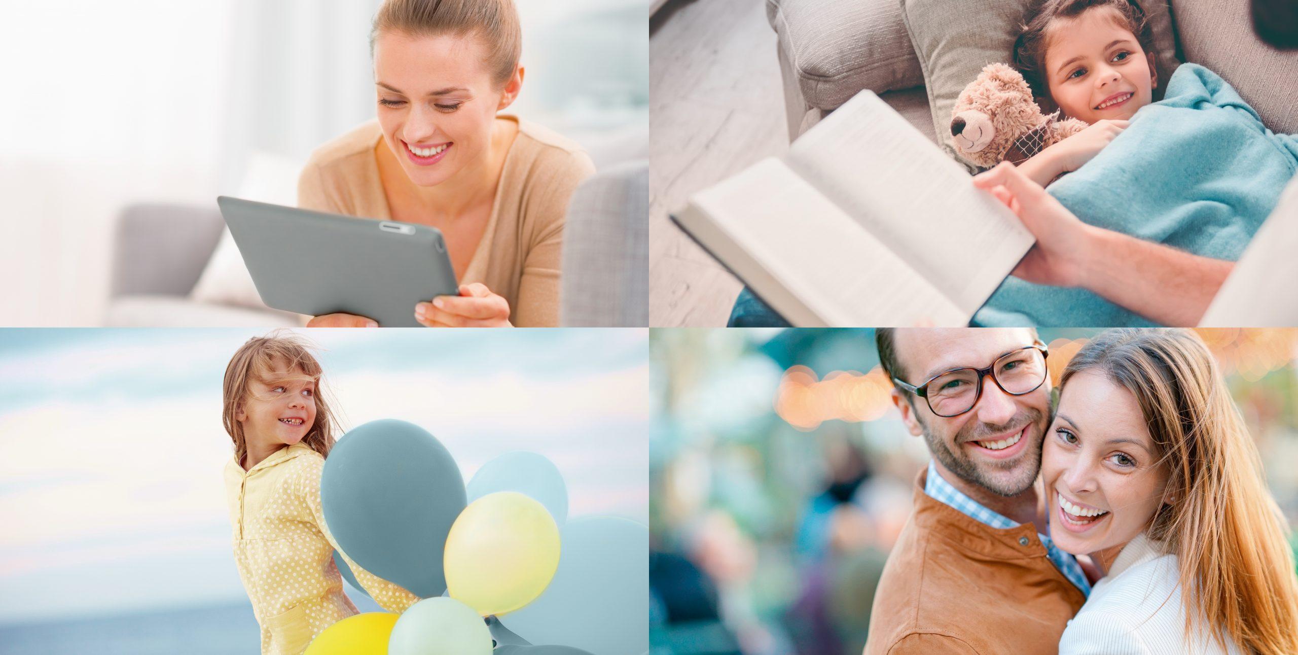 Philips Pensionskasse: CD-Entwicklung von Bosbach, Bildsprache