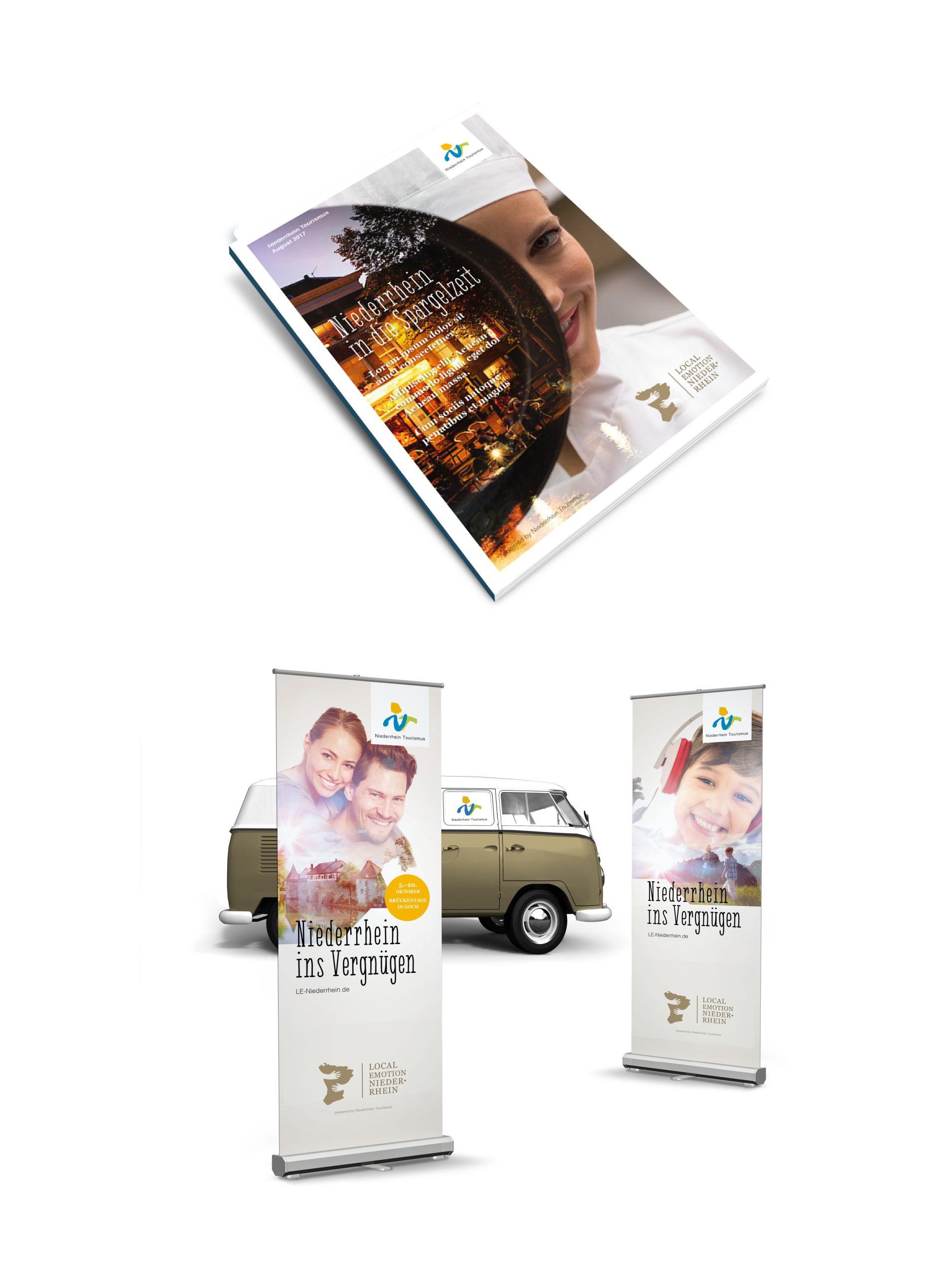 Kommunikationskonzept Kampagnen-Entwicklung Niederrhein Tourismus Bosbach